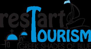 RestartTourism Λογότυπο