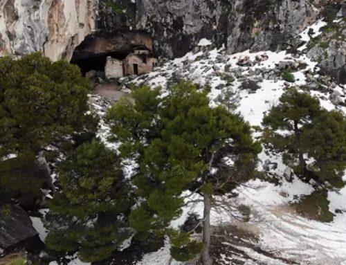 Ενα σπήλαιο με τρία ονόματα! Γνωρίστε το κρησφύγετο του λήσταρχου Νταβέλη (vid)