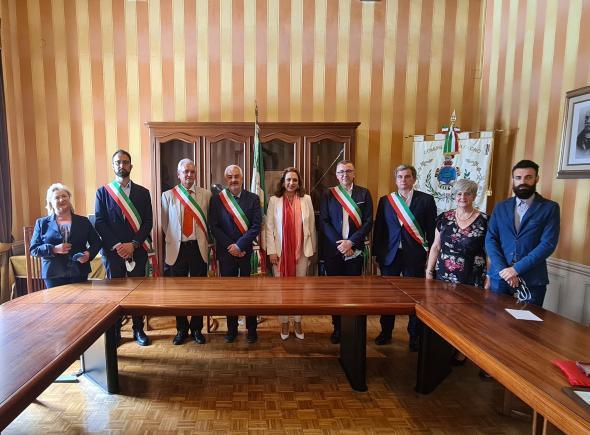Δήμαρχοι ALPEDI