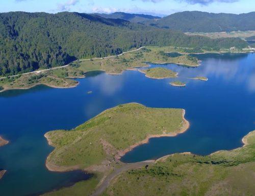 Λίμνη Αώου: Αυτή είναι η πιο ορεινή τεχνητή λίμνη της Ελλάδας… (vid)