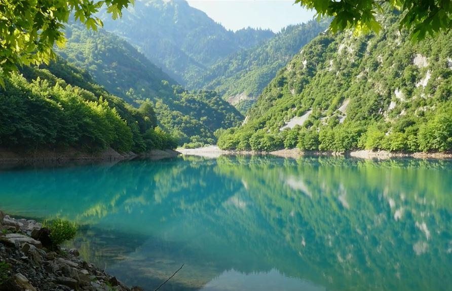 Λίμνη Στεφανιάδας - Καρδίτσα
