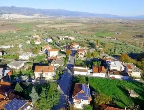 Φραντζής – Φθιώτιδας: Ενα χωριό  που βγάζει πολλά κεράσια (vid)