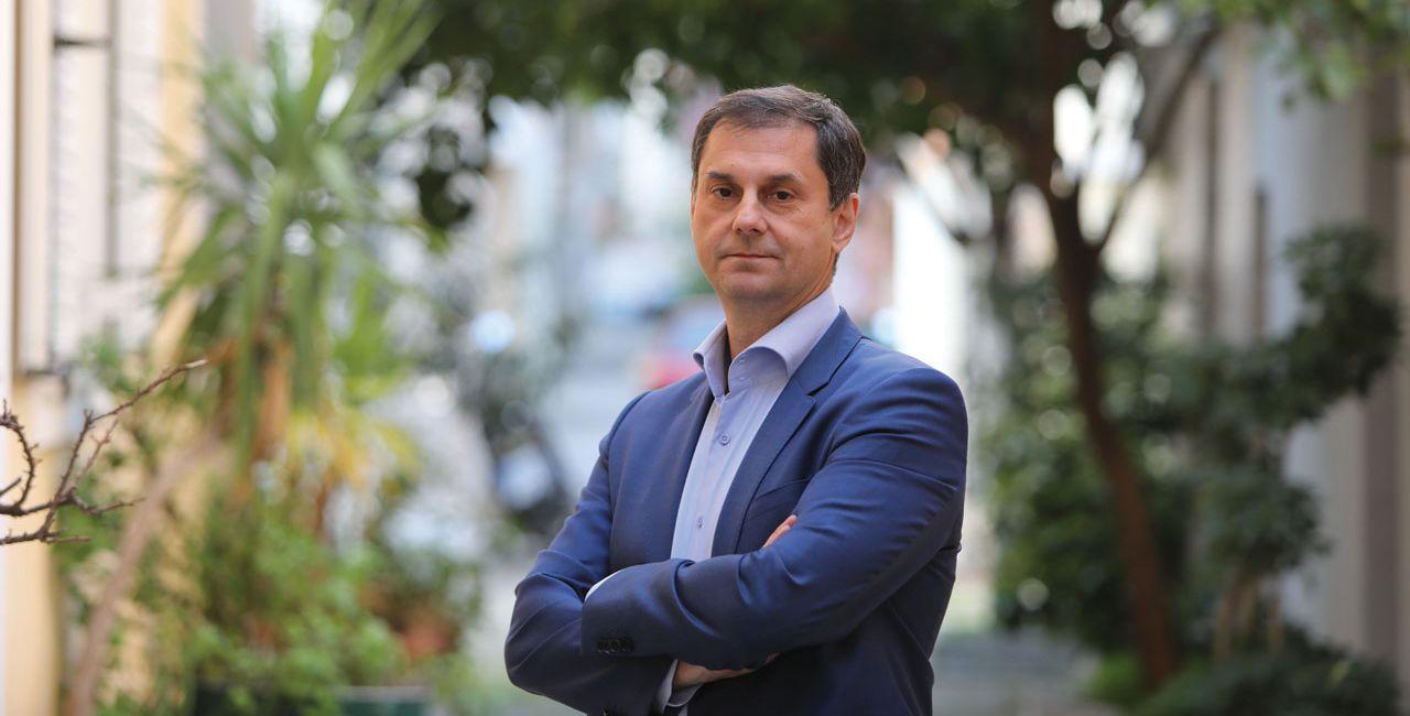 Χάρης Θεοχάρης - Υπουργός Τουρισμού