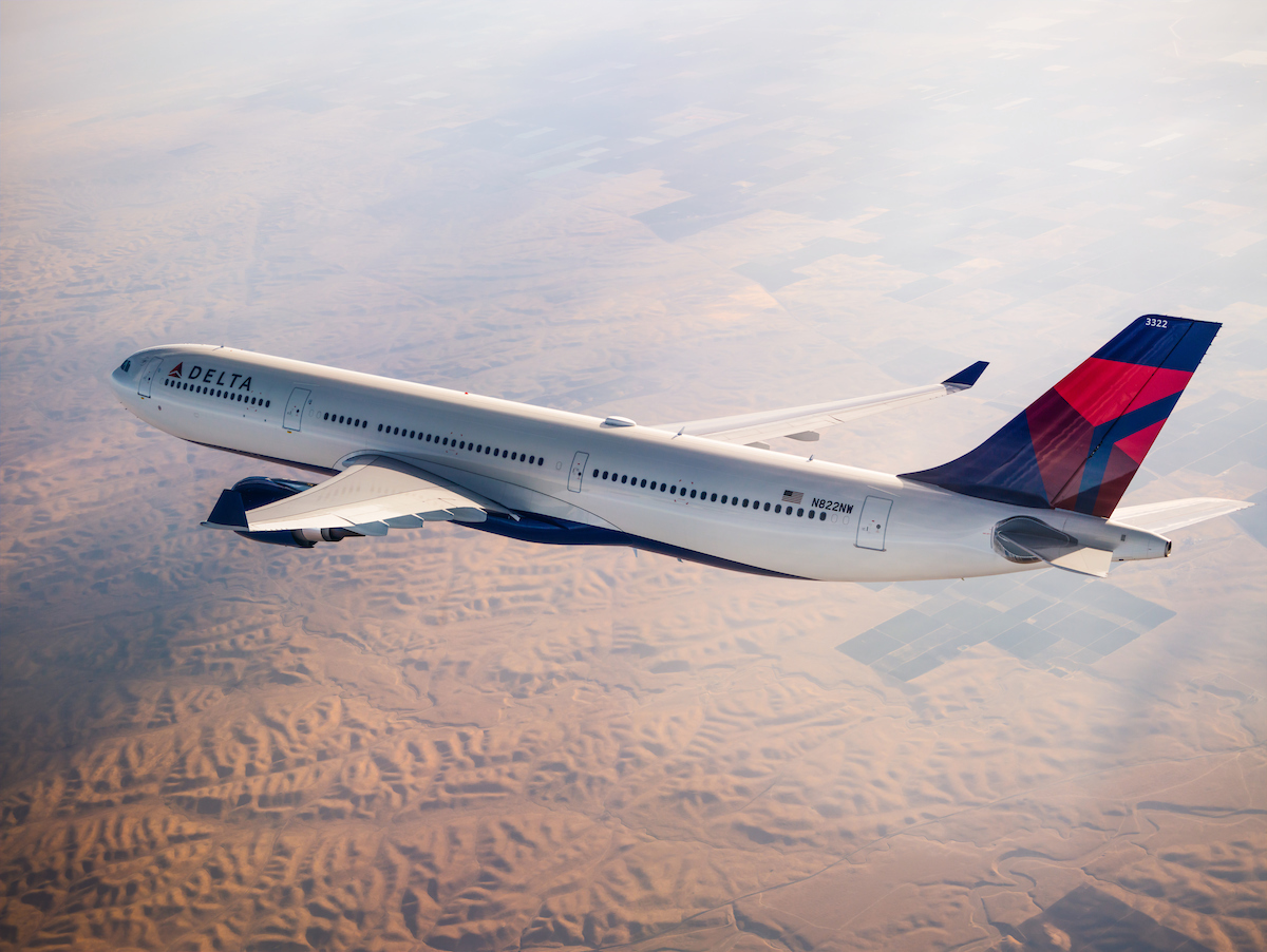 Delta Air Lines - Ατλάντα - Αθήνα