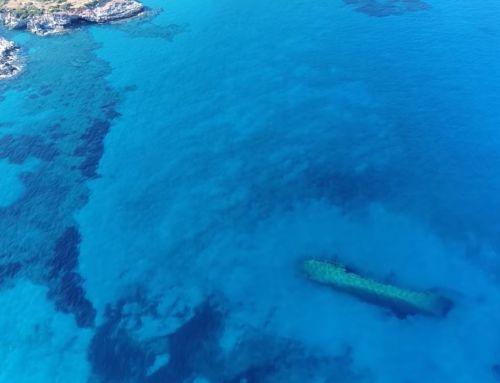 Καπτάν Ισμαήλ Χακί: Ένα απόκοσμο ναυάγιο στον Κάβο Μαλέα