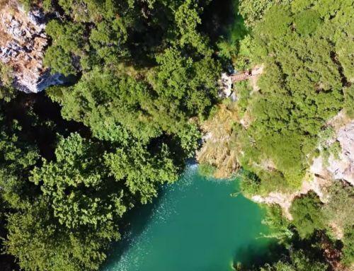 Πολυλίμνιο Μεσσηνίας: Ενας παράδεισος λιμνών και καταρρακτών στη Μεσσηνία